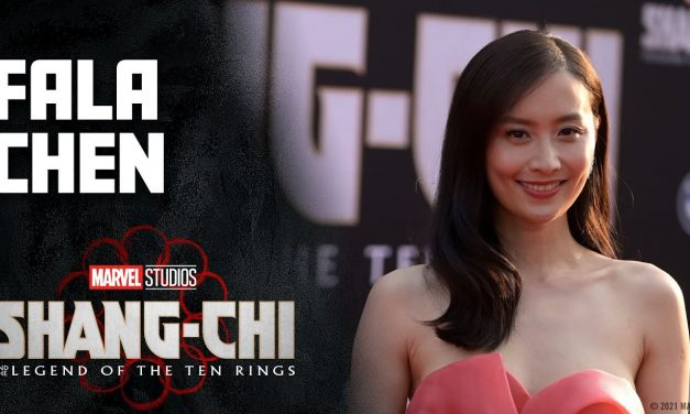 Fala Chen on how Marvel Studios' Shang-Chi Changed Her Life