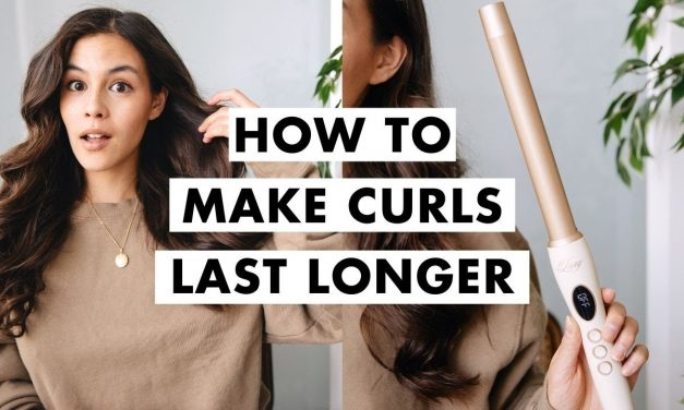 How to Make Curls Last All Day | Hair Hacks