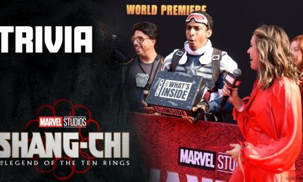 How Many MCU Films Can YOU Name? | Marvel Studios' Shang-Chi Red Carpet LIVE