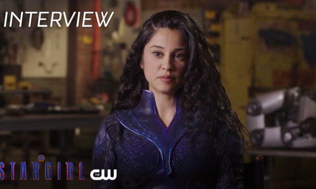 DC's Stargirl | Yvette Monreal – Damned | The CW