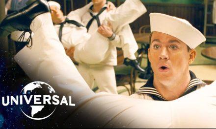"Hail, Caesar!   Channing Tatum Tap Dances to ""No Dames"""