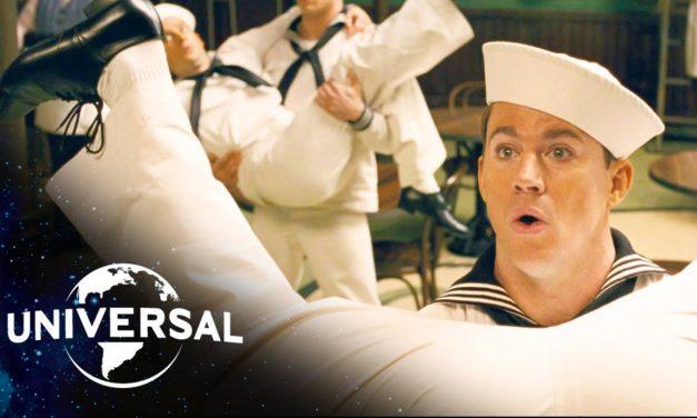 "Hail, Caesar! | Channing Tatum Tap Dances to ""No Dames"""