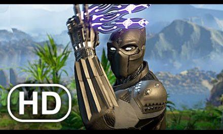 Marvel's Avengers Black Panther Vs Crossbones Fight Scene 4K ULTRA HD