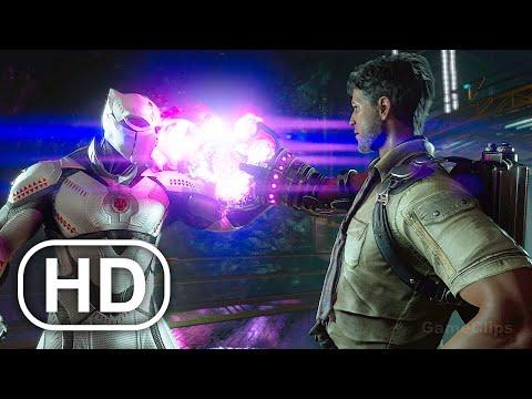 Black Panther Vs Klaue Fight Scene 4K ULTRA HD – Marvel's Avengers