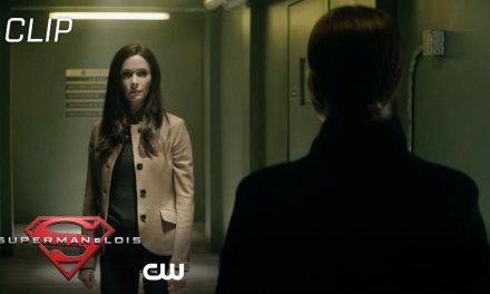 Superman & Lois   Season 1 Episode 15   Confronting Leslie Larr Scene   The CW