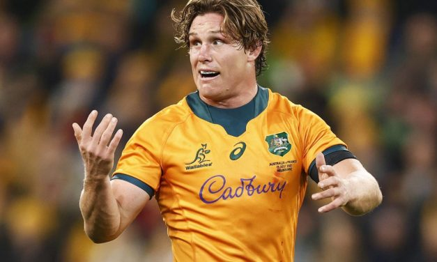 'He got me good': What Hooper told Retallick after brutal clean out, plus thoughts on Bledisloe II
