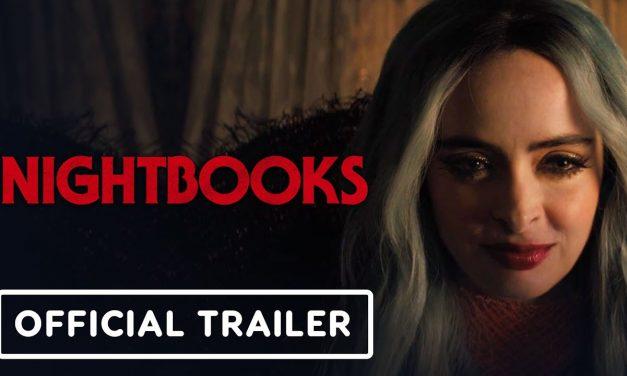 Nightbooks – Official Trailer (2021) Krysten Ritter, Lidya Jewett, Winslow Fegley