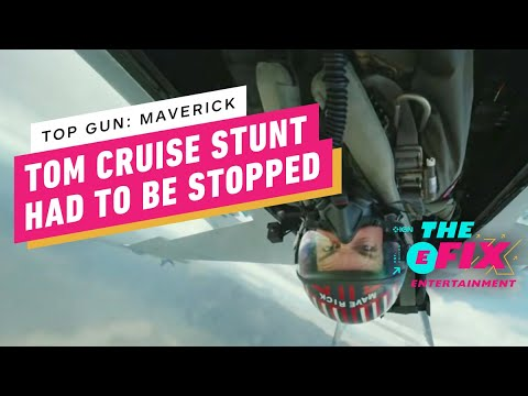 The Navy Had to Stop Tom Cruise's Latest Big Stunt – IGN The Fix: Entertainment