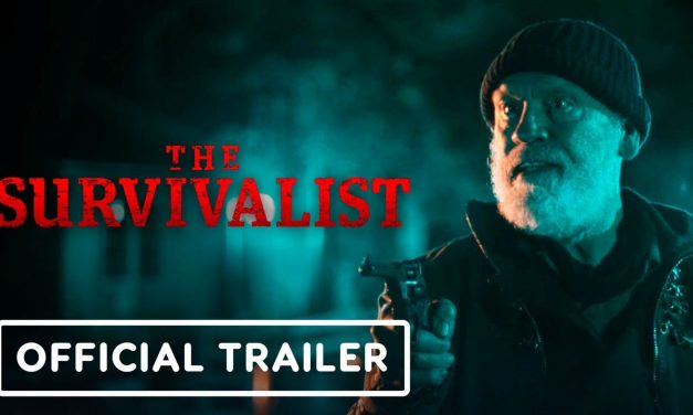 The Survivalist – Official Trailer (2021) Jonathan Rhys Meyers, John Malkovich, Ruby Modine
