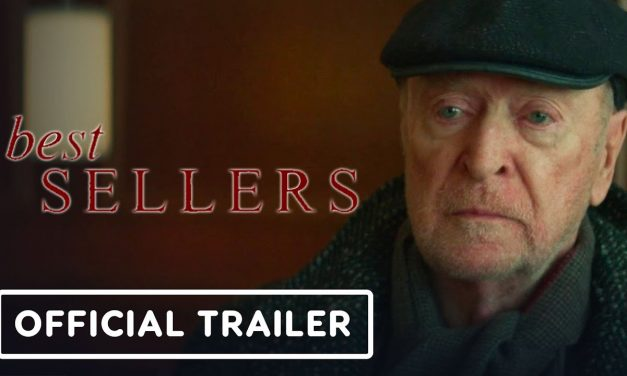 Best Sellers – Official Trailer (2021) Michael Caine, Aubrey Plaza