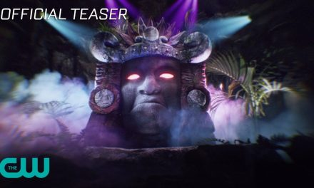 Legends of The Hidden Temple | Lets Rock Teaser | The CW