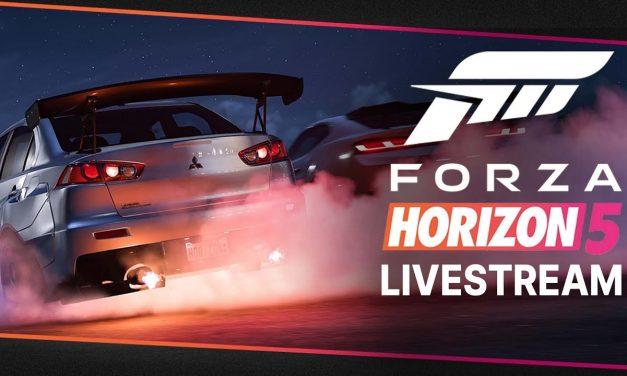 Forza Horizon 5: Let's ¡Go! – Ep. 6 Livestream