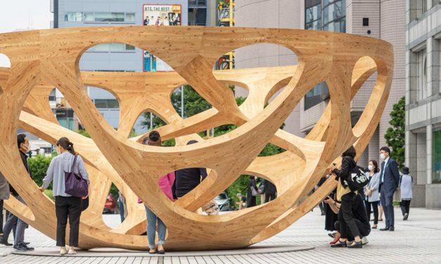 Pavilion Tokyo 2021: A Glimpse of the Changing Metropolitan Cityscape