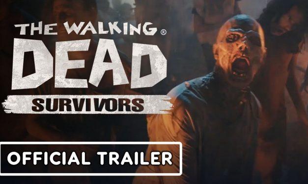 The Walking Dead: Survivors – Official Live-Action Trailer