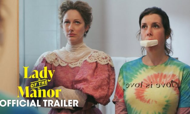Lady of the Manor (2021 Movie) Official Trailer – Justin Long, Melanie Lynskey