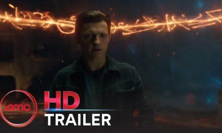SPIDER-MAN: NO WAY HOME – Teaser Trailer (Tom Holland, Benedict Cumberbatch) | AMC Theatres 2021