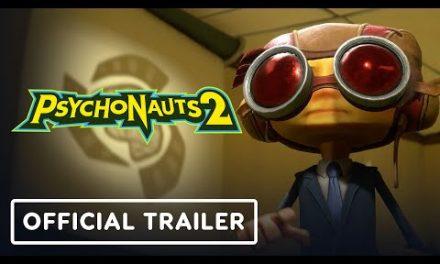 Psychonauts 2 – Official Launch Trailer | gamescom 2021