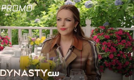 Dynasty   Season 4 Episode 16   The British Are Coming Promo   The CW
