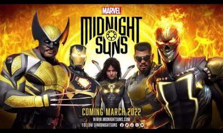 Marvel's Midnight Suns | Announcement Trailer