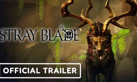 Stray Blade – Official Gameplay Trailer | gamescom 2021