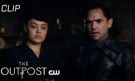 The Outpost   Season 4 Episode 7   Where Did He Go? Scene   The CW