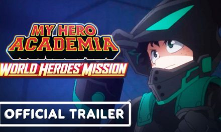 My Hero Academia: World Heroes' Mission – Official English Sub Teaser Trailer (2021)