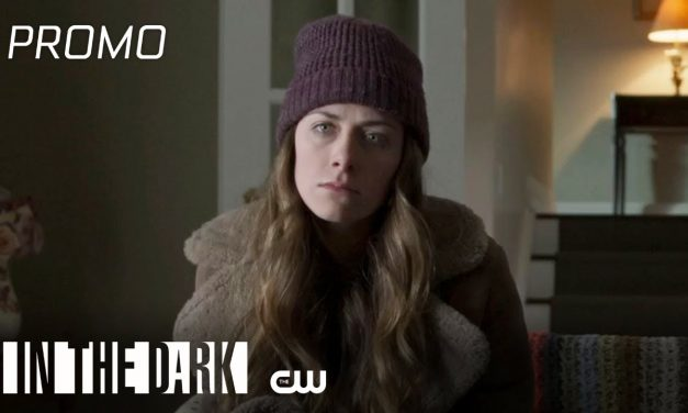 In The Dark | Season 3 Episode 9 | Excess Baggage Promo | The CW