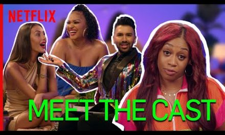 Chris, Chloe, and Deleesa introduce The Circle Season 3 cast and reveal the first catfish | Netflix