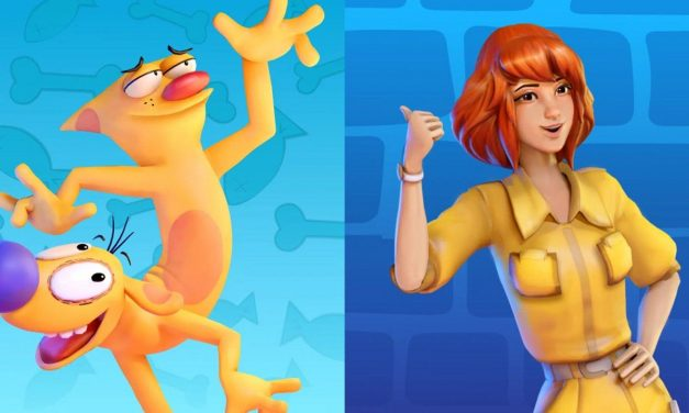 Two New Characters Have Been Revealed For Nickelodeon All-Star Brawl