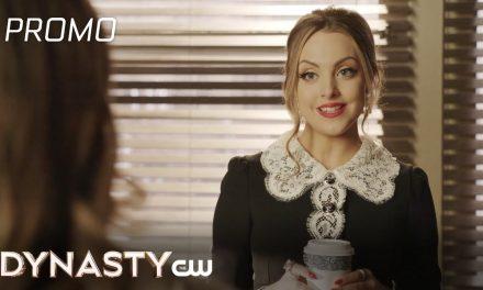 Dynasty   Season 4 Episode 17   Stars Make You Smile Promo   The CW