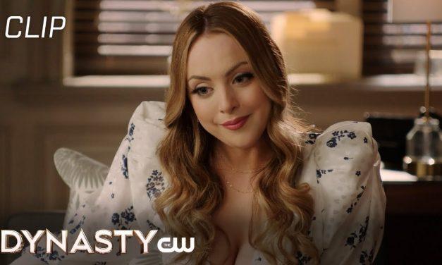 Dynasty | Season 4 Episode 16 | Fallon And Nene Scene | The CW