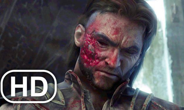 X-MEN WOLVERINE Full Movie Cinematic Hugh Jackman (2021) 4K ULTRA HD Superhero Action