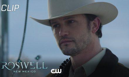 Roswell, New Mexico   Season 3 Episode 6   Valenti Family Radio Scene   The CW