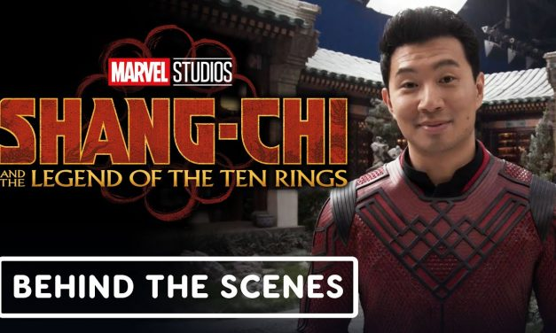 Shang-Chi and the Legend of the Ten Rings – Official Behind the Scenes Clip (2021) Simu Liu