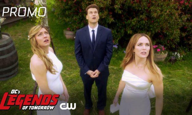 DC's Legends of Tomorrow   Season 6 Episode 15   The Fungus Amongus Promo   The CW