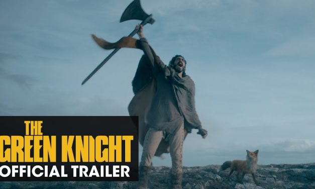 The Green Knight (2021 Movie) Official Trailer – Dev Patel, Alicia Vikander