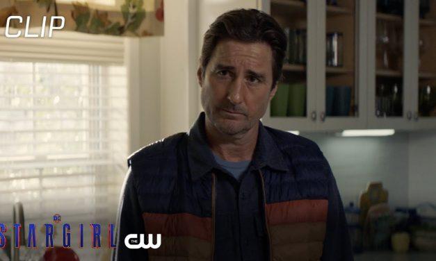 DC's Stargirl | Season 2 Episode 4 | Barbara And Pat Scene | The CW