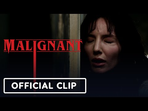 Malignant – There's Nobody There: Official Clip