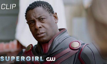 Supergirl   Season 6 Episode 9   Truck Robberies Scene   The CW