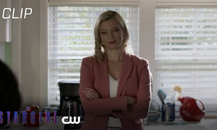 DC's Stargirl | Season 2 Episode 4 | Dugan's House Scene | The CW