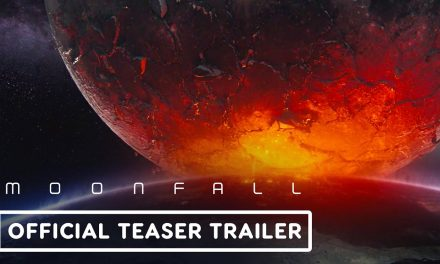 Moonfall: Exclusive Official Teaser Trailer (2022) Halle Berry, Patrick Wilson, Roland Emmerich