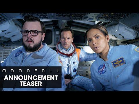 Moonfall (2022 Movie) Announcement Teaser – Halle Berry, Patrick Wilson, John Bradley
