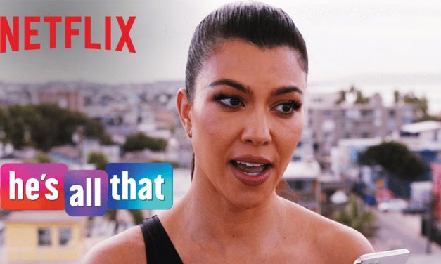 Every Second of Kourtney Kardashian in He's All That ft. Addison Rae   Netflix