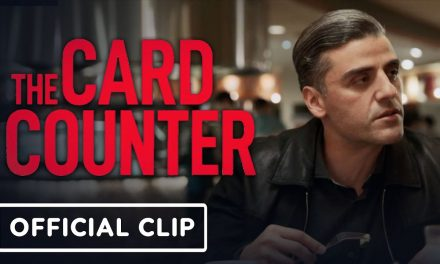 The Card Counter – Official Clip (2021) Oscar Isaac, Tiffany Haddish, Tye Sheridan