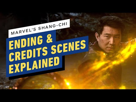 Shang-Chi Breakdown & Easter Eggs: Mid-Credits & Post-Credits Explained | Marvel Canon Fodder