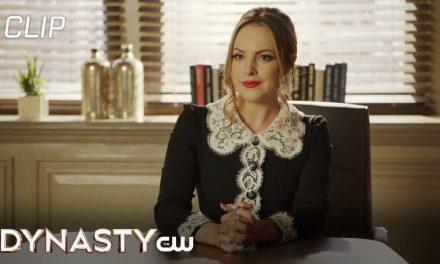 Dynasty | Season 4 Episode 17 | Colin And Fallon Scene | The CW