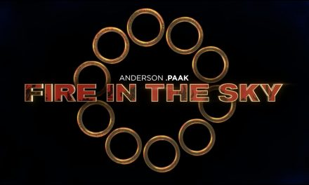 Fire In The Sky – Anderson .Paak | Marvel Studios' Shang-Chi and The Legend of The Ten Rings
