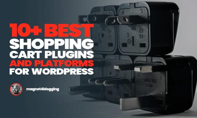 11 Best Shopping Cart Plugins For WordPress [2021 Edition]