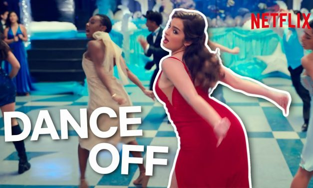 Addison Rae Uses Her TikTok Dance Skills For Epic Prom Dance-Off   He's All That   Netflix