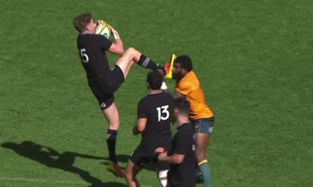 'We have to protect the game': Barrett's controversial red for face kick splits fans